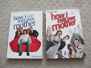 How I Met Your Mother on DVD - Seasons 1 & 2