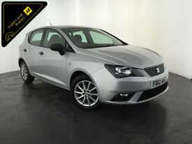 2012 SEAT IBIZA S CR ECOMOTIVE TDI 1 OWNER SERVICE HISTORY FINANCE PX WELCOME