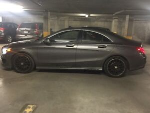2014 Mercedes-Benz Other CLA250 4MATIC Sedan