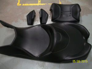 2013 Can Am Spyder RTS arm rests