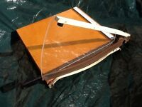 Dryad Vintage Hand Guillotine with 14inch base and blade guard