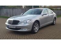 2008 Mercedes-Benz S Class 3.0 S320 CDI Saloon 4dr Diesel 7G-Tronic (220