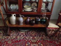 Cruches *** ANTIQUE *** Crocks and Jugs