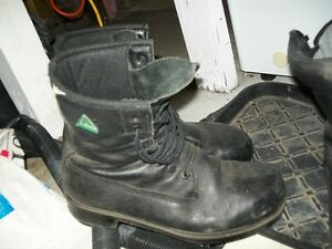 SAFETY BOOTS and COLD WET BOOTS for SALE! Edmonton Edmonton Area image 2