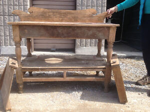 Antique Wash Stand or vanity
