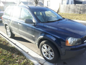 2005 Volvo XC90 llimited edition awd SUV, Crossover