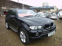 BMW X5 3.0i Sport Station Wagon 5d 2979cc auto