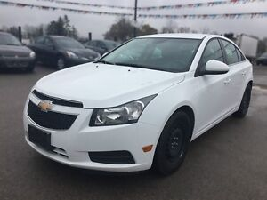 2014 CHEVROLET CRUZE 2LT * LEATHER * REAR CAM * BLUETOOTH * LOW  London Ontario image 2