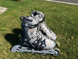 Firefly In-line Roller Blades / Patin en ligne Firefly - $20 West Island Greater Montréal image 1