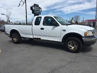 Ford F-150 Supercab 4WD*BOITE LONG* 2001