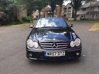 Mercedes Benz CLK 350