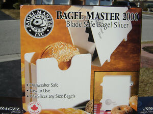 BRAND NEW BAGEL SLICERS CHEAP PRICE $10.00 EACH 14 LEFT TO SELL!