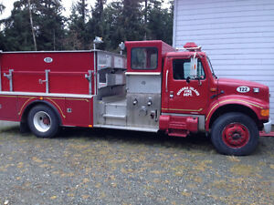 Anderson International Pumper