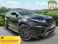 2016 Land Rover Range Rover Evoque TD4 HSE DYNAMIC Auto ESTATE Diesel Automatic