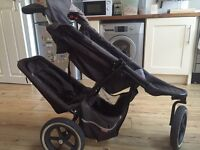 Phil and teds double buggy for sale