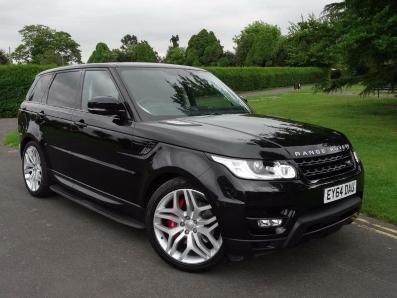 land rover range rover sport 3 0 sd v6 autobiography. Black Bedroom Furniture Sets. Home Design Ideas