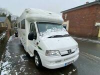 Autocruise Wentworth 2 Berth Low line motorhome 2005, 44708 miles