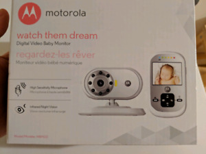 Baby Video Monitor (never used)