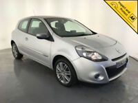 2012 62 RENAULT CLIO DYNAMIQUE TOMTOM DCI SERVICE HISTORY FINANCE PX WELCOME