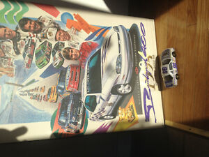NASCAR Brickyard poster