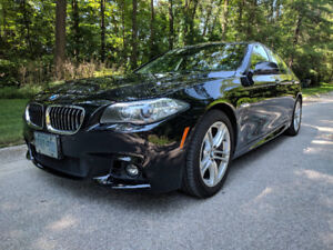 2014 BMW 528i   M Package
