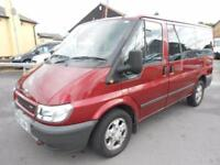 2006 Ford Transit SWB GLX TOURNEO ** PART EXCHANGE **