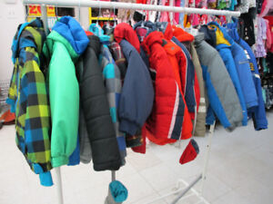 Winter jackets for toddler boys