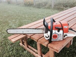 Stihl ms 341 chainsaw