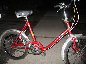 vintage puch pic-nic step through bike EXCELLENT SHAPE