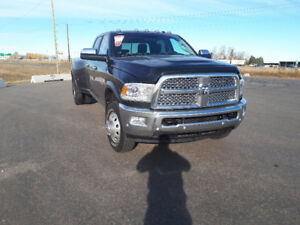 2016 Ram 3500 Pickup Truck Turbo Diesel cummings 6.7l