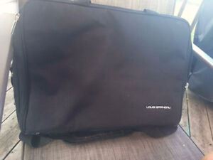 Sac de transport pour portable/tablette. Aubaine...