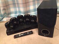 LG 5.1 Blu-ray home cinema system