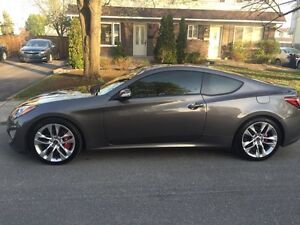 Genesis Coupe 2013 3.8GT **Lots of extras**