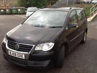 Volkswagen Touran 1.9 TDI S 7 SEATS 105PS - 1 Previous Owner - Superb 7 Seater