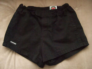 RUGBY SHORTS - BARBARIAN BRAND