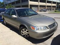2000 Toyota Camry LE ** 4 cylindres 2,2L 115 000km **