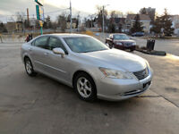 2007 Lexus ES350 LOADED Leather/Sunroof Must see!! Certified! Kitchener / Waterloo Kitchener Area Preview