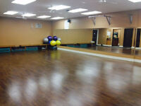 Large Studio Space for Rent!