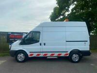 2013 Ford Transit High Roof Van TDCi 100ps Euro 5 PANEL VAN Diesel Manual
