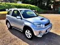2003 Toyota RAV4 2.0 D-4D ( lth ) NRG #4x4 #ltdedition