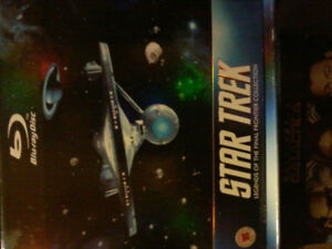 Star Trek Legends of the Final Frontier Collectio Blue Ray