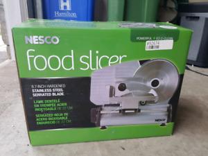 Nesco Food Slicer EZ-2-Clean