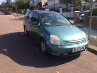 Honda Stream '52 reg. Great car 5/7 seater Priced to sell