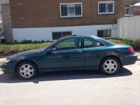1997 Acura CL Coupé (2 portes)