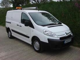 2009 59 Citroen Dispatch 1.6HDi 90 L1 H1 1000 Van AIRCON Bluetooth