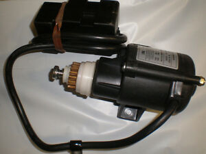 Electric Starter for Toro Snowblower CCR 3650 or CCR 2450