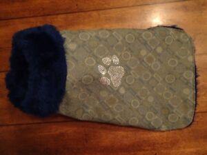 Manteau chaud pour chien médium