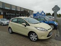 2008 (58) FORD FIESTA 1.4 TDCi STYLE PLUS DIESEL 5 DOORS A/C Low Mileage FSH