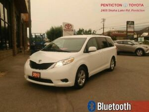 2013 Toyota Sienna LE  - BACKUP CAMERA -  BLUETOOTH