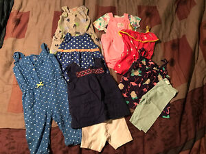 Girls spring and summer lot